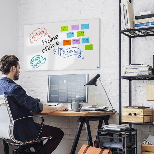 Home-office-mágnestábla-leantoolbox-whiteboard-irodai-környezetben
