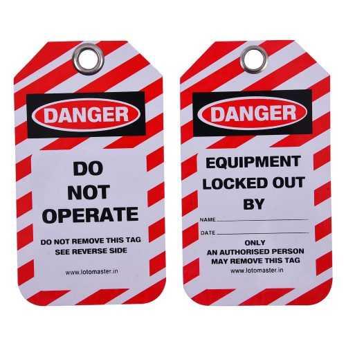 Biztonsági, kizáró címkék